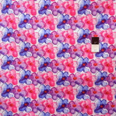 Kathy Davis PWKD069 Pocketful Of Poppies Petals Berry Fabric By Yard