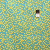 Jennifer Paganelli PWJP081 Lucky Girl Maggie Yellow Fabric By Yard