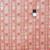 Nel Whatmore PWNW032 Eden Picnic Check Pink Fabric By Yard
