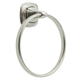 70546-BN Celice Bath Towel Ring Brushed Nickel Finish