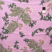 Amy Butler RAAB05 Alchemy Honeysuckle Bloom Rose RAYON Fabric 2 Yards