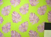 Tina Givens TG11 Banana Leaves Lilac Cotton Fabric 1 Yard