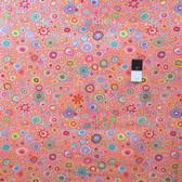 Kaffe Fassett GP01 Roman Glass Dusty Pink Cotton Fabric By The Yard