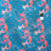 Tina Givens PWTG144 Dovecote Willow Shade Midnight Cotton Fabric By Yd
