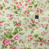 Verna Mosquera PWVM089 Pirouette Subtle Blooms Opal Fabric By Yd