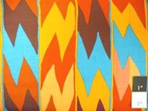 Brandon Mably BM01 Casbah Rust Quilt Cotton Fabric