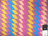 Brandon Mably BM02 Ripple Pink Quilt Cotton Fabric