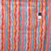Brandon Mably BM04 Waves Pastel Quilt Cotton Fabric 1 1/2 Yard