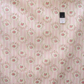 Tanya Whelan PWTW050 Barefoot Roses Rosie Stripe Pink Fabric By The Yard