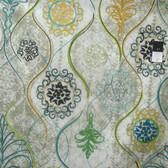 Free Spirit Design Loft  PWFS022 Chiffon Sterling Lime Fabric By The Yard