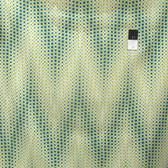 Joel Dewberry RAJD003 Bungalow Zigtone Grassland Rayon Fabric By The Yard