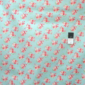 Tanya Whelan PWTW065 Rosey Cherry Blossom Teal Fabric By The Yard