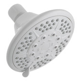 Peerless 76572WH White 5 Spray Settings Massage Shower Head