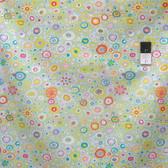Kaffe Fassett GP01 Roman Glass Pastel Cotton Fabric By The Yard