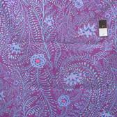 Kaffe Fassett PWGP147 Ferns Purple Cotton Fabric By The Yard