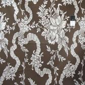 Verna Mosquera PWVM131 Indigo Rose Basket Toile Star Cotton Fabric By Yd