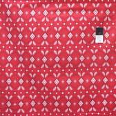 Anna Maria Horner PWAH090 Folk Song Diamond Mine Pomegranate Cotton Fabric By Yd