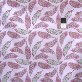 Tina Givens PWTG171 Feather Flock Lilac Cotton Fabric By Yd