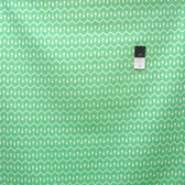 Heather Bailey True Colors PWTC011 New Wave Turquoise Cotton Fabric By The Yard