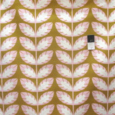 Heather Bailey PWHB056 Clementine Sprout Ginger Fabric By The Yard