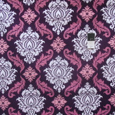 Joel Dewberry PWTC009 Damask Violet Cotton Fabric By Yd