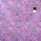 Kaffe Fassett PWGP001 Roman Glass Lavender Cotton Fabric By The Yard