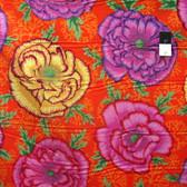 Philip Jacobs PWPJ078 Henley Orange Cotton Fabric 1 5/8 Yard