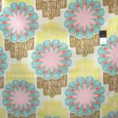 Anna Maria Horner LIAH005 Field Study Flower Circuit Sunny LINEN Fabric By The Yard