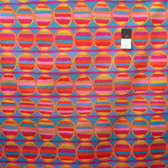 Brandon Mably PWBM055 Heat Wave Turquoise Quilting Cotton Fabric By The Yard