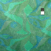 Brandon Mably PWBM058 Migrations Green Quilting Cotton Fabric By The Yard