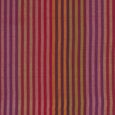 Kaffe Fassett Caterpillar Stripe Earth Woven Cotton Fabric By The Yard