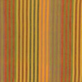 Kaffe Fassett Caterpillar Stripe Yellow Woven Cotton Fabric By The Yard