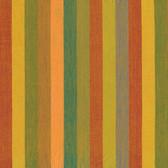Kaffe Fassett Broad Stripe Yellow Woven Cotton Fabric By The Yard