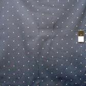 Verna Mosquera PWVM137 Indigo Rose Vintage Pindot Midnight Cotton Fabric By Yd