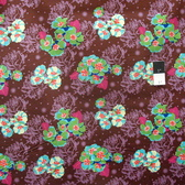 Anna Maria Horner PWAH072 Pretty Potent Primrose Amethyst Cotton Fabric By Yd