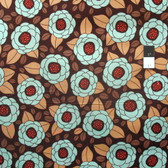 Joel Dewberry JD45 Aviary 2 Bloom Bark Cotton Fabric By Yd