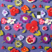 Nel Whatmore PWNW035 Secret Garden Denim Cotton Fabric By Yard