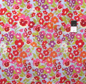 Nel Whatmore PWNW036 Secret Garden Hedgerow Denim Cotton Fabric By Yard