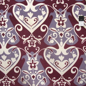 Anna Maria Horner VVAH04 Innocent Crush Queen Of Hearts Fuchsia VELVETEEN Fabric