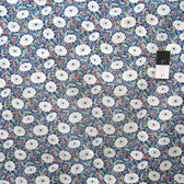 Denyse Schmidt PWDS113 Katie Jump Rope Mums Royal Fabric By The Yard