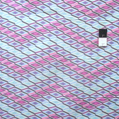 Tula Pink PWTP075 Eden Labyrinth Glacier Cotton Fabric By The Yard