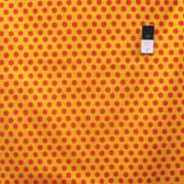 Kaffe Fassett GP70 Spots Gold Cotton Fabric By The Yard