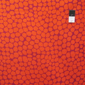 Brandon Mably PWBM053 Jumble Orange Quilt Cotton Fabric By The Yard