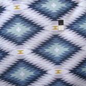Joel Dewberry PWJD116 Wander Azteca Midnight Cotton Fabric By Yd