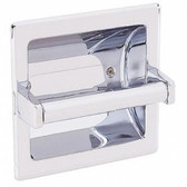 Commercial 1607B Recessed Toilet Tissue Dispenser Chrome