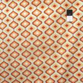 Tula Pink PWTP058 Moon Shine Lantern Tangerine Cotton Fabric By The Yard