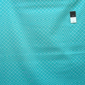 Joel Dewberry PWJD112 Atrium Needlepoint Mint Cotton Fabric By Yard