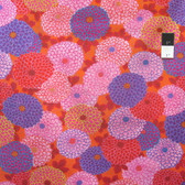 Philip Jacobs PWPJ060 Joy Pink Cotton Quilting Fabric By Yard