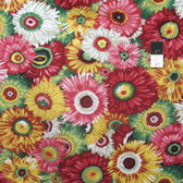 Philip Jacobs PWPJ079 Zany Natural Cotton Quilting Fabric By Yard