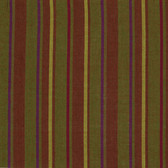 Kaffe Fassett Alternatin​g Stripe Khaki Woven Cotton Fabric By The Yard